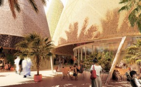 Photos of the winning project for the Spanish Pavilion in Dubai 2020
