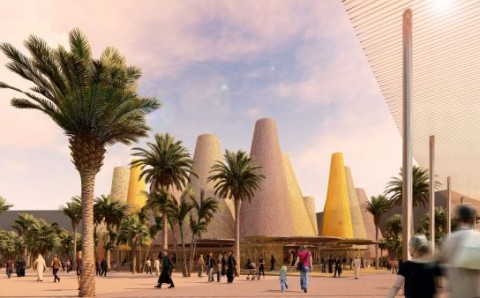 The Amann-Cánovas-Maruri studio winner of the architecture competition of the Spanish Pavilion at Expo Dubai 2020