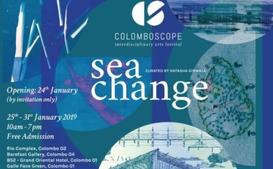 Colomboscope 2019 - Sea Change