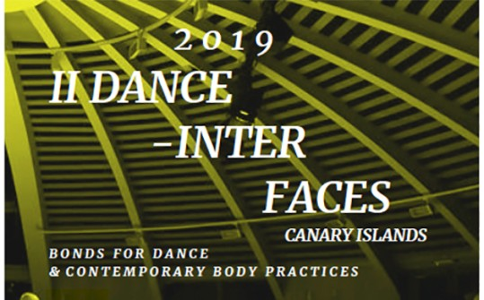 Dance Interfaces 2019 Canary Island