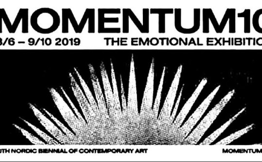 Momentum 10. The Emotional Exhibition