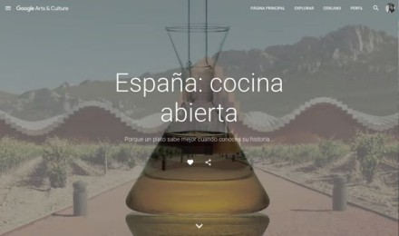 Spain: an Open Kitchen