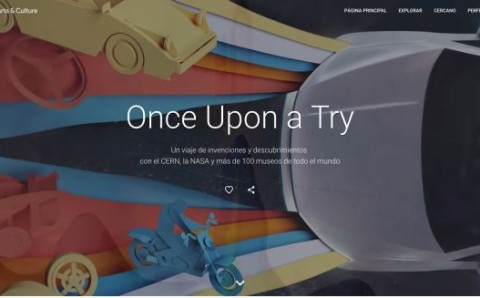 "Acción Cultural Española participates in the ""Once Upon a Try"" project by Google Arts & Culture with the exhibition ""Tapas"""