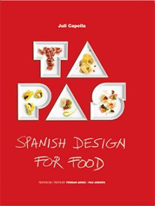 Publicación digital: Tapas. Spanish Design for Food